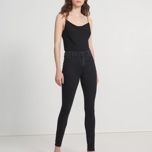 🌼 NWT J Brand high-rise darted skinny jeans